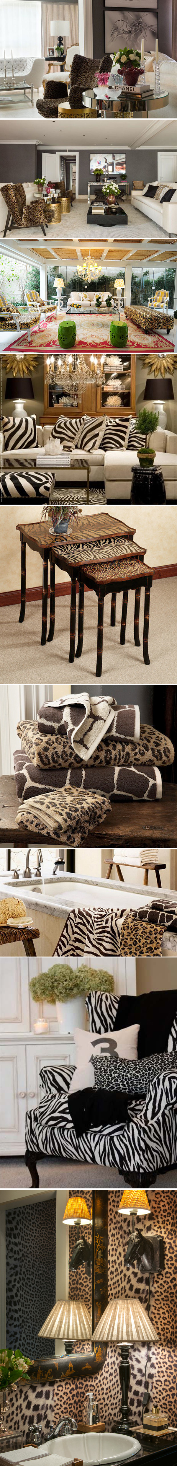 Post Animal Print Paty